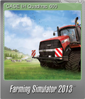Farming Simulator 2013 Foil 6