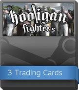 Hooligan Fighters Booster Pack