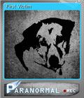 Paranormal Foil 3