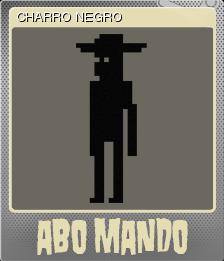 ABO MANDO Foil 4
