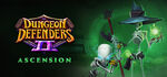 Dungeon Defenders II Logo