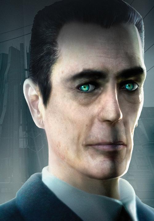 Half-Life 2 Artwork 2
