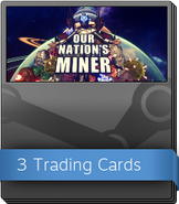 Our Nation's Miner Booster Pack
