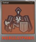 Hieroglyphika Foil 05