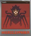 Hieroglyphika Foil 12