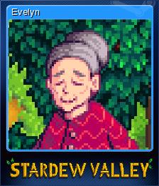 Stardew Valley Card 4