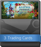Alice's Patchwork Booster Pack