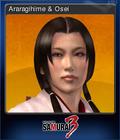 Way of the Samurai 3 Card 6