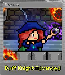 Buff Knight Advanced Foil 3