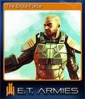 E.T. Armies Card 1