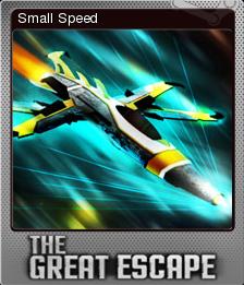 The Great Escape Foil 1