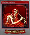 Dance of Death Foil 1
