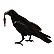 Deadlight Emoticon crow