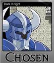 The Chosen RPG Foil 5