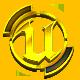 Unreal Tournament 2004 Badge Foil