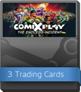 ComixPlay 1 The Endless Incident Booster Pack