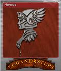 7 Grand Steps Foil 3