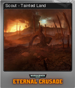 Warhammer 40,000 Eternal Crusade Foil 6