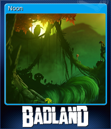 BADLAND Game of the Year Edition Card 2
