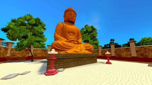 Paradise Island - VR MMO Artwork 01