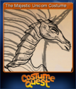 The Majestic Unicorn Costume