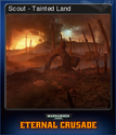 Warhammer 40,000 Eternal Crusade Card 6