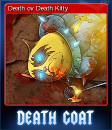 Death Goat Card 7