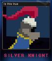 Silver Knight Card 3