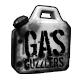 Gas Guzzlers Extreme Badge 1