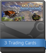 Sky To Fly Faster Than Wind Booster Pack