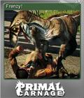 Primal Carnage Foil 4