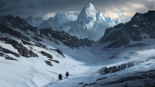 Rise of the Tomb Raider Artwork 1
