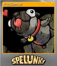 Spelunky Foil 3