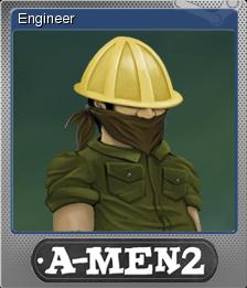 A-Men 2 Foil 1