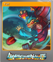 Awesomenauts Foil 13