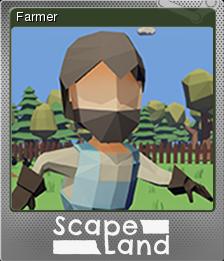 Scapeland Foil 1