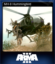 Arma 3 Card 8
