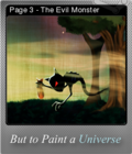 But to Paint a Universe Foil 07