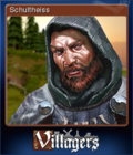 Villagers Card 6