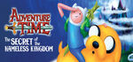 Adventure Time The Secret Of The Nameless Kingdom Logo