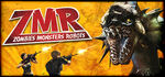 Zombies Monsters Robots (ZMR) Logo