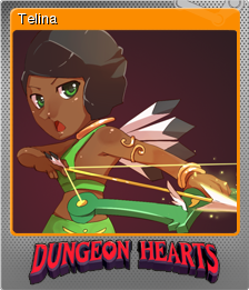 Dungeon Hearts Foil 2