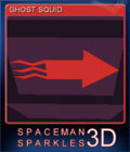 Spaceman Sparkles 3D Card 4
