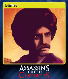 Assassin's Creed Chronicles India Card 2
