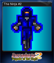 Porradaria 2 Pagode of the Night Card 1