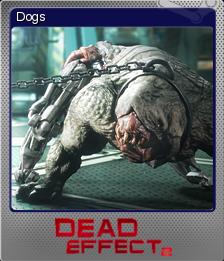 Dead Effect 2 Foil 1
