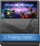 Robo's World The Zarnok Fortress Booster Pack