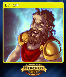 12 Labours of Hercules IV Mother Nature Card 2