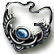 Kings Bounty Warriors of the North Emoticon deathamulet