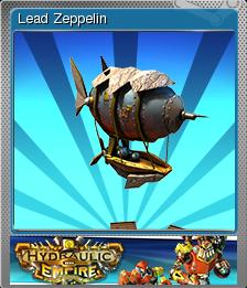 Hydraulic Empire Foil 06
